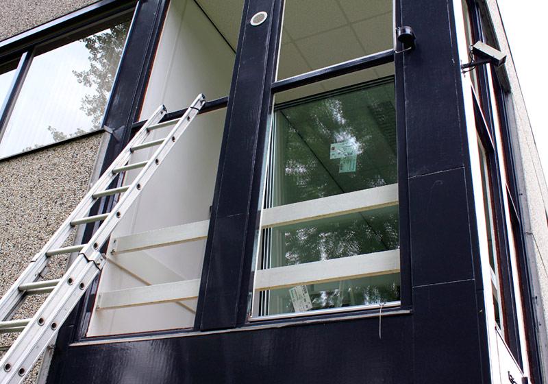 Glasbedrijf Smits - Kantoren Centrum De Ring Eindhoven