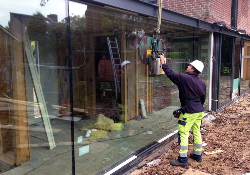 Glasbedrijf Smits - Gerwenseweg Stiphout