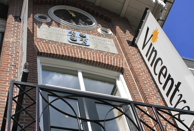 Glasbedrijf Smits - Vincentre museum Nuenen