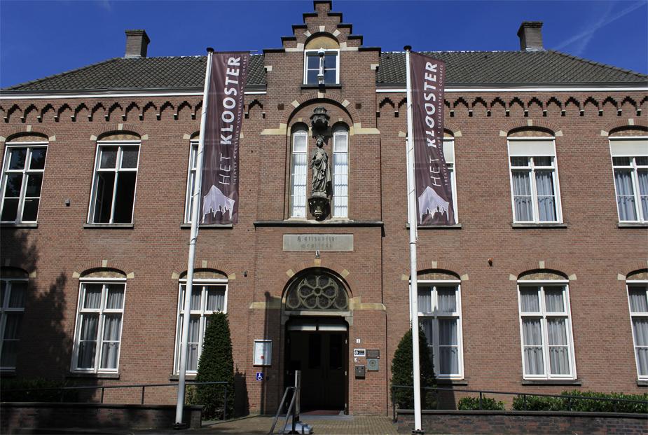 Glasbedrijf Smits - Het klooster Nuenen